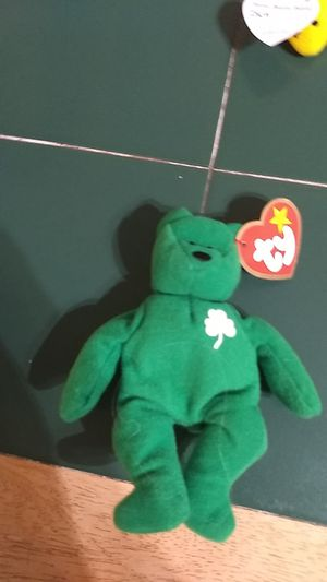 Erin the bear beanie baby for Sale in Youngstown, OH