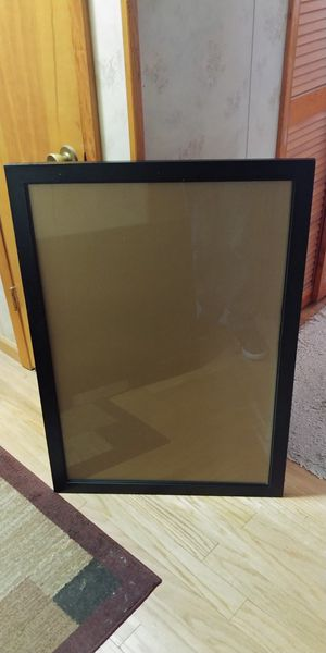 Large 43in Glass Picture Frame for Sale in Gambrills, MD
