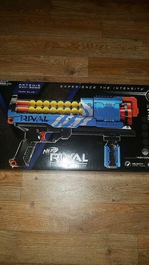 Rival nerf gun for Sale in Vero Beach, FL