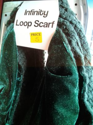 Infinity Loop Scarf for Sale in Stockton, CA