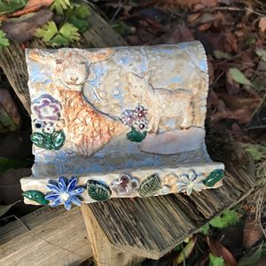 Goat IPad/phone stand for Sale in Snohomish, WA