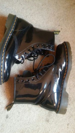 Dr.Marten boots still like new size 7 mens (size 9 woman) $80 PRICE IS FIRM! Which means the price you see is the only price im selling them for $80 for Sale in Washington, DC