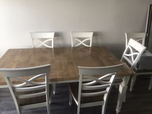 Wooden dining room table for Sale in Gulf Shores, AL
