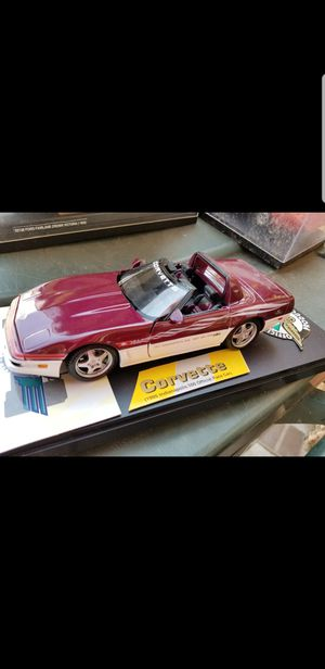 1/18 DIECAST CORVETTE 1995 Indianapolis 500 Pace Car for Sale for sale  Rowland Heights, CA