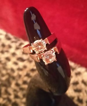 Rose Gold Solitaire Engagement/Wedding Ring for Sale in Gladstone, OR