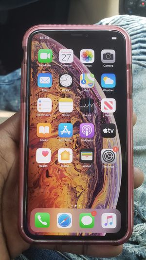 Brand new UNLOCK Apple iPhone XS Max 256gb for Sale in Ruskin, FL