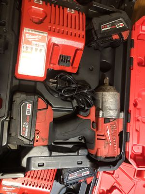 High torque wrench impact for Sale in Houston, TX