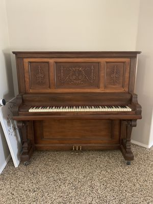 1895 piano for Sale in Hanford, CA