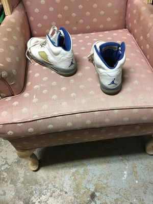 Air Jordan's good condition size6T for Sale in Jacksonville, NC