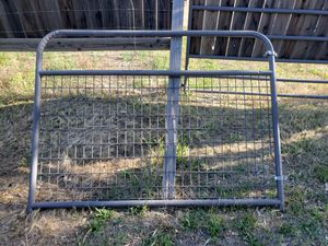 Metal gate for Sale in Oroville, CA