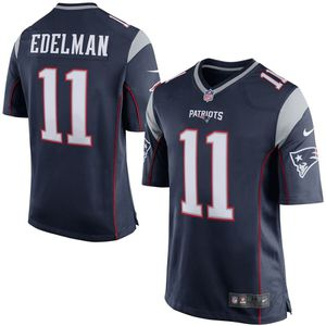 NEW ENGLAND PATRIOTS EDELMAN JERSEY SIZE MED-3XL 100% STITCHED for Sale in Colton, CA