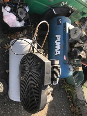 Old compressors not working for Sale in Seattle, WA