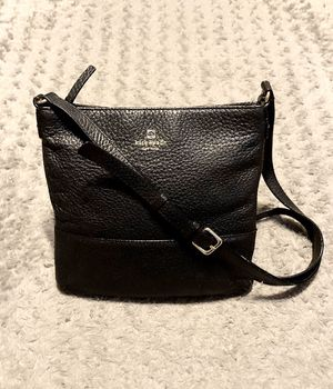 Kate Spade Cedar street crossbody bag paid $250 Like new! Great condition no rips, or tears. Perfect bag for running errands on the go. Black leather for Sale in Washington, DC