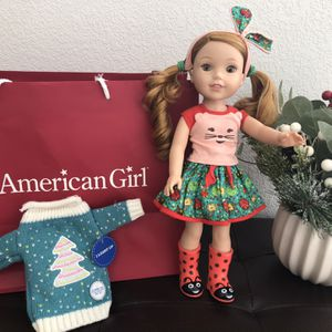 Wellie Wishers Willa Doll for Sale in Miami, FL