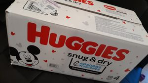 Huggies size 4 new box Pick up only in Vallejo for Sale in Vallejo, CA