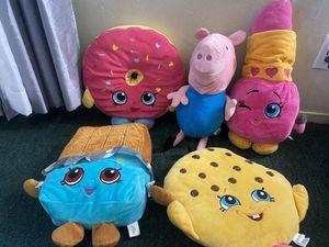 Shopkins plushies for Sale in Santa Ana, CA