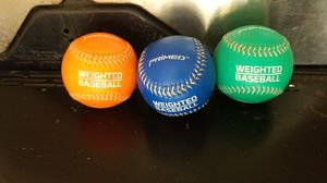 Weighted Baseballs for Sale in Baldwin Park, CA
