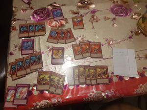 Yugioh Cards From Ulta Rare to Rare for Sale in Los Angeles, CA