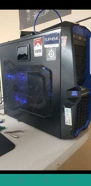 Custom gaming computer/ gaming pc runs games over 100 fps for Sale in Queens, NY