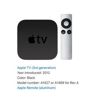 Used Samsung 24inch Smart TV + Apple TV for Sale in San Jose, CA