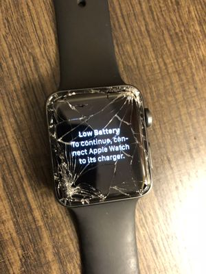 Apple Watch series 3 42mm gps + Cellular for Sale in Fairfax, VA