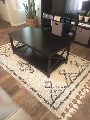 Black Coffee Table for Sale in Fremont, CA