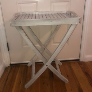 Tray table - end table for Sale in Salt Lake City, UT