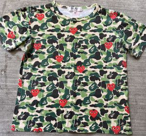Bape x PLAY Comme des Garcons Camo Tee (M) for Sale in Beverly Hills, CA