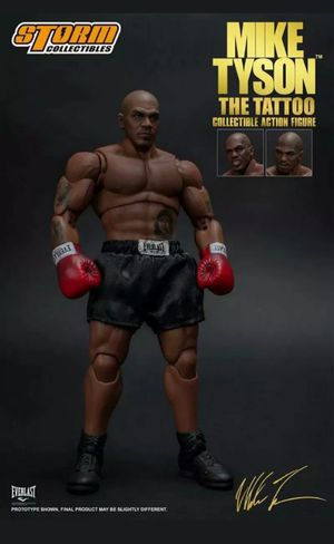 Mike Tyson 1:12 scale Action Figure for Sale in Houston, TX