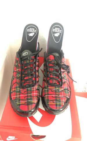 Nike Women's Air Max Plus Tartan TN for Sale in Oakland, CA