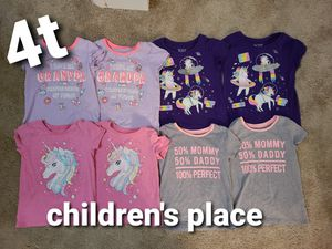 4t children place $3 each for Sale in Glendale Heights, IL