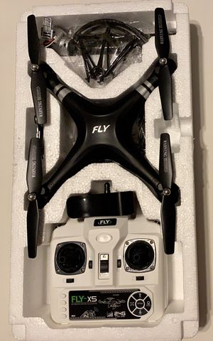 New RC Drone Wifi with HD Camera 6-axis gyro for Sale in Miami, FL