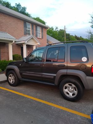 06 Jeep liberty for Sale in Murfreesboro, TN