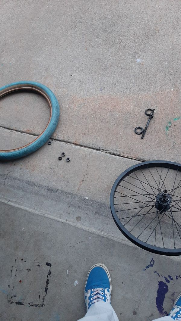 Bmx bike Johnny croger