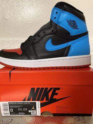Jordan 1 Retro High UNC to CHI size 6.5 Men / 8 Women Nike for Sale in West Covina, CA