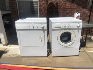 WASHER AND DRYER for Sale in El Paso, TX