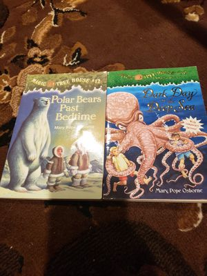 Magic Tree house #12, and #39 for Sale in Garden Grove, CA