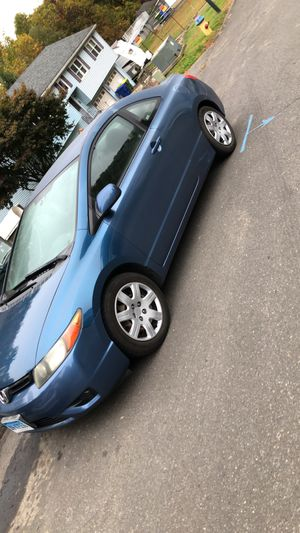 2007 Honda Civic 1.8 automatic for Sale in Wolcott, CT