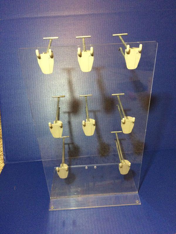 Small Plastic Display Stand