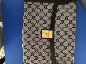Vintage Gucci monogram clutch bag for Sale in Hayward, CA