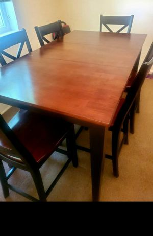 Beautiful Dining set with 5 Chairs for Sale in LUTHVLE TIMON, MD
