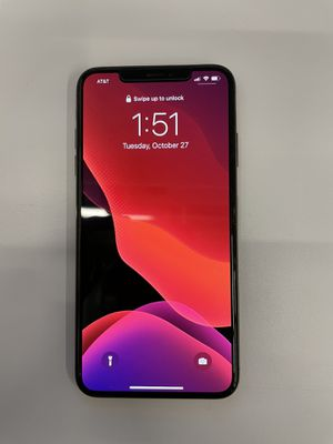 Unlocked iPhone XS Max 64gb for Sale in Riverside, CA