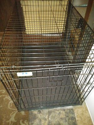X X Large 54 in double door Crate for Sale in Richmond, CA