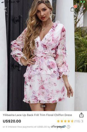 Floral dress! Vestido floreado for Sale in Phoenix, AZ