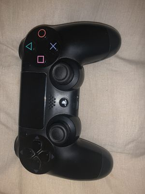 Ps4 controller black for Sale in Spring Valley, CA