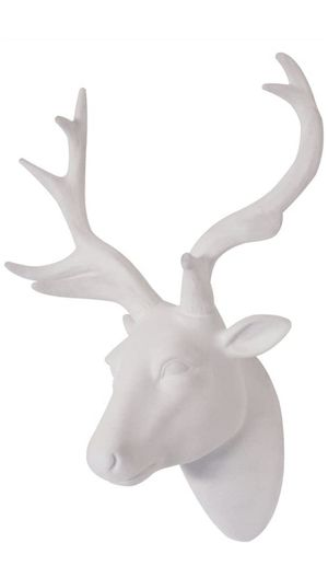 Resin Deer Head Wall Decor for Sale in Stockton, CA
