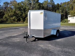 2019 Covered Wagon Motorcycle Trailer for Sale in Hernando Beach, FL