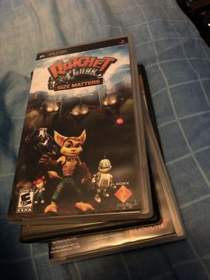 PSP GAMES for Sale in Queens, NY