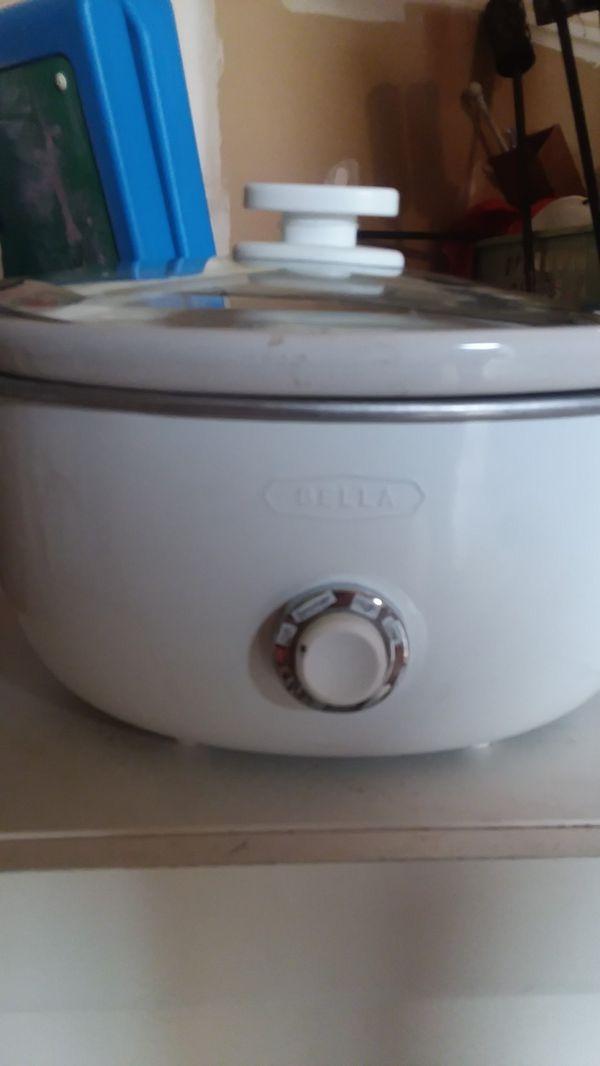 XL Crock Pot
