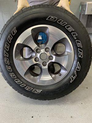 Jeep Wrangler Wheels for Sale in Fort Lauderdale, FL